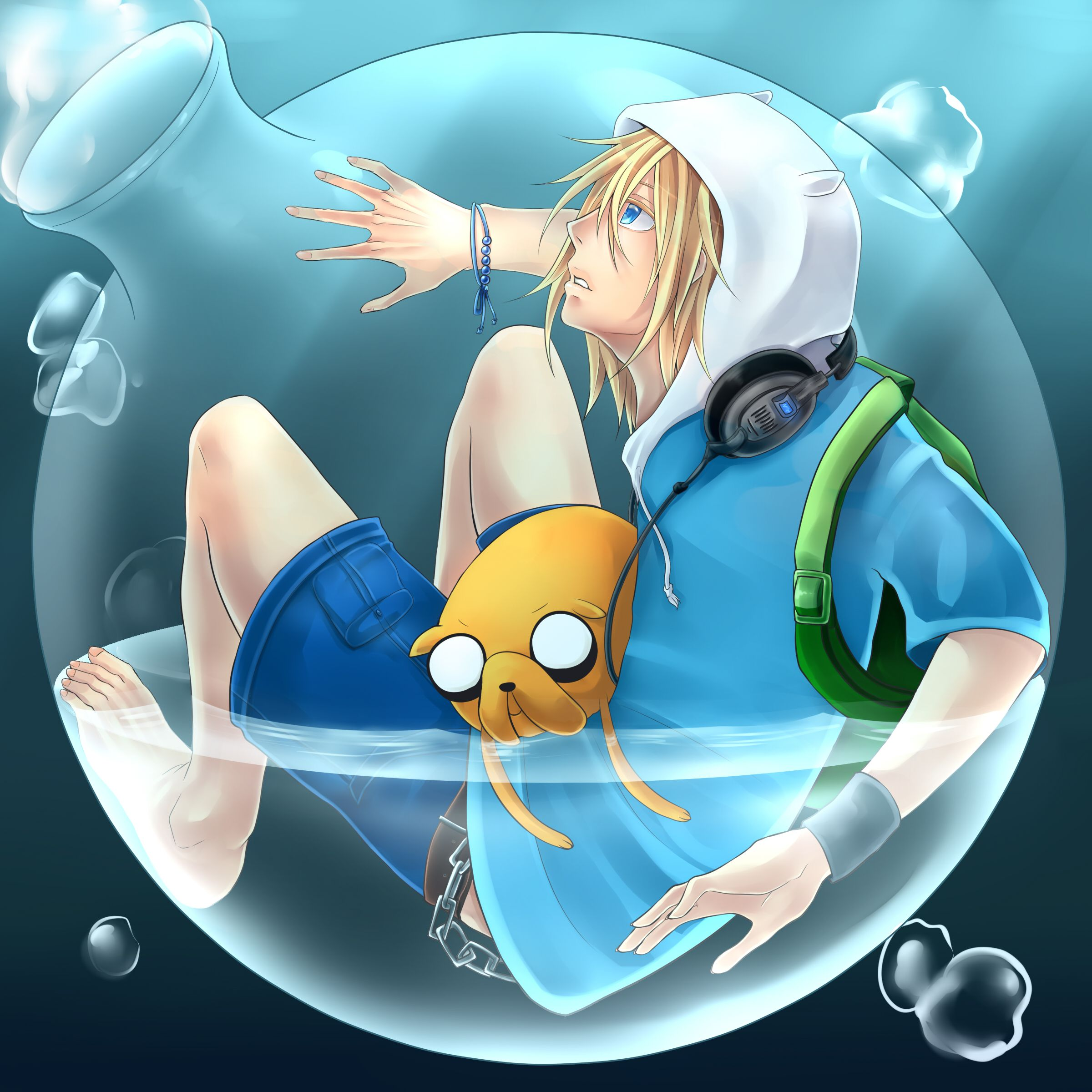 anime finn the human wallpaper wwwpixsharkcom images