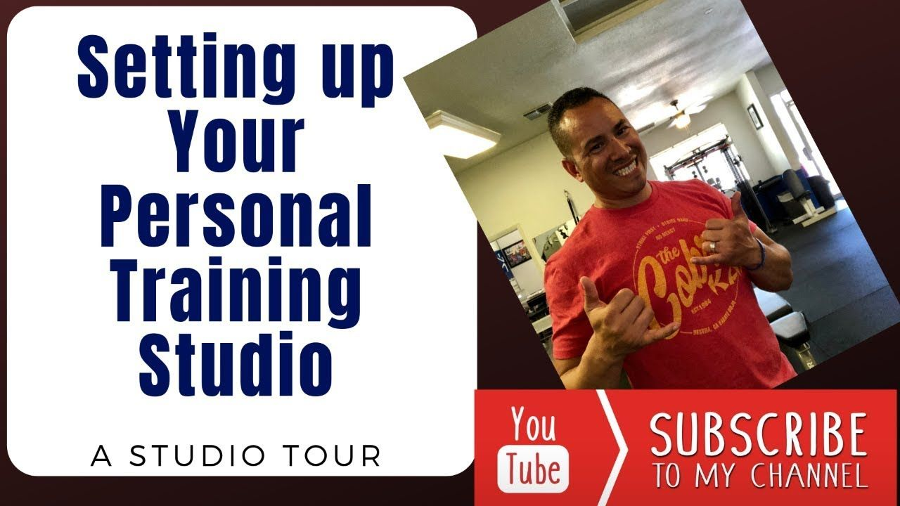 Personal Training Studio How to Set Your Gym Up