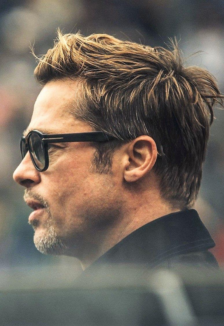 Brad Pitt Brad Pitt Hair Brad Pitt Fight Club Brad Pitt