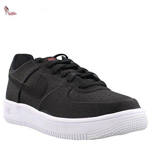 size 40 9ee80 6c9a1 Nike AIR FORCE 1 ULTRAFORCE PRM GS - Baskets pour garçon, Noir, 37.5 -