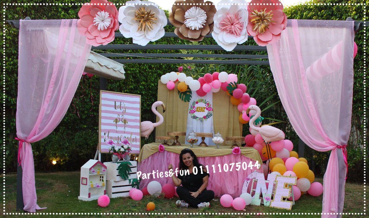 Pink Gold Birthday Flamingo Birthday Flamingo Birthday Pink Gold Birthday Birthday