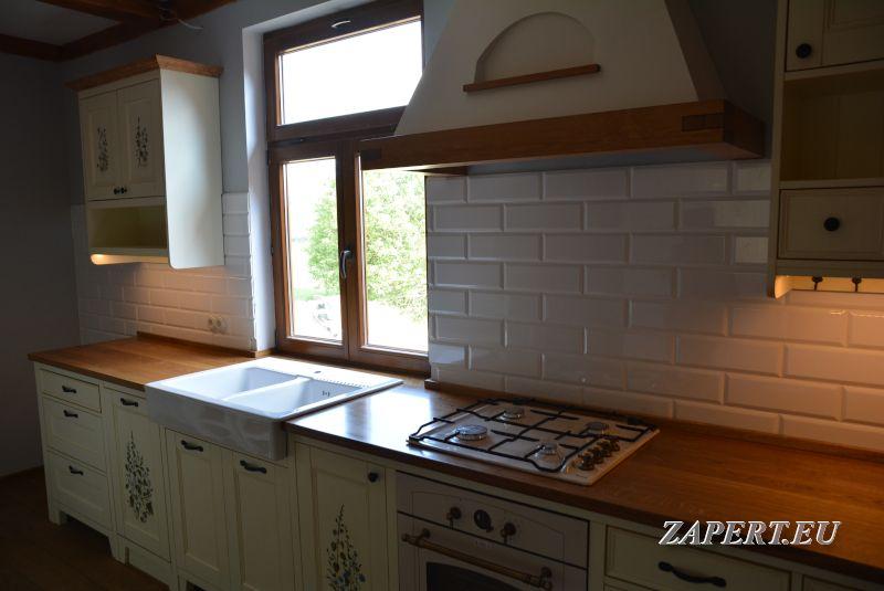 Biala Wiejska Kuchnia Kitchen Cabinets Home Decor