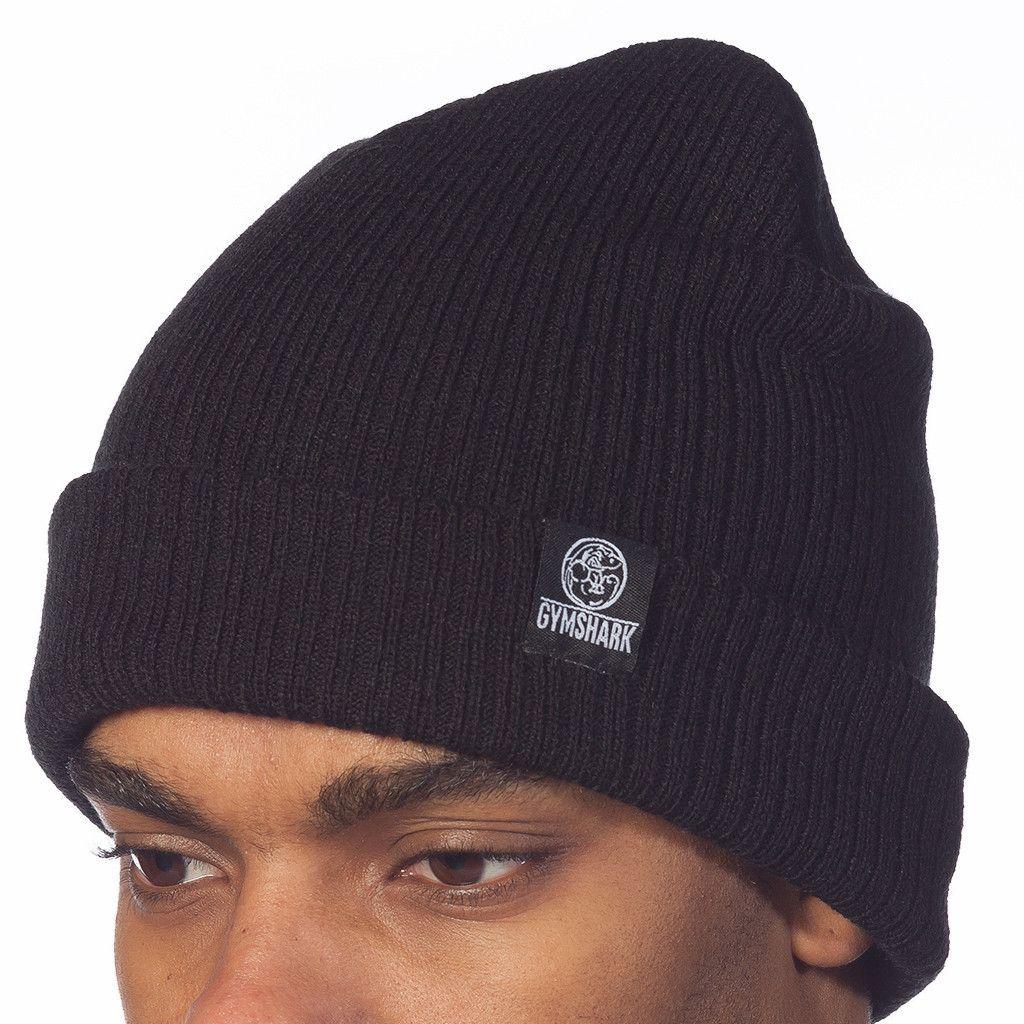 GymShark Multi Beanie - Black All men s wear  13c336d91bc