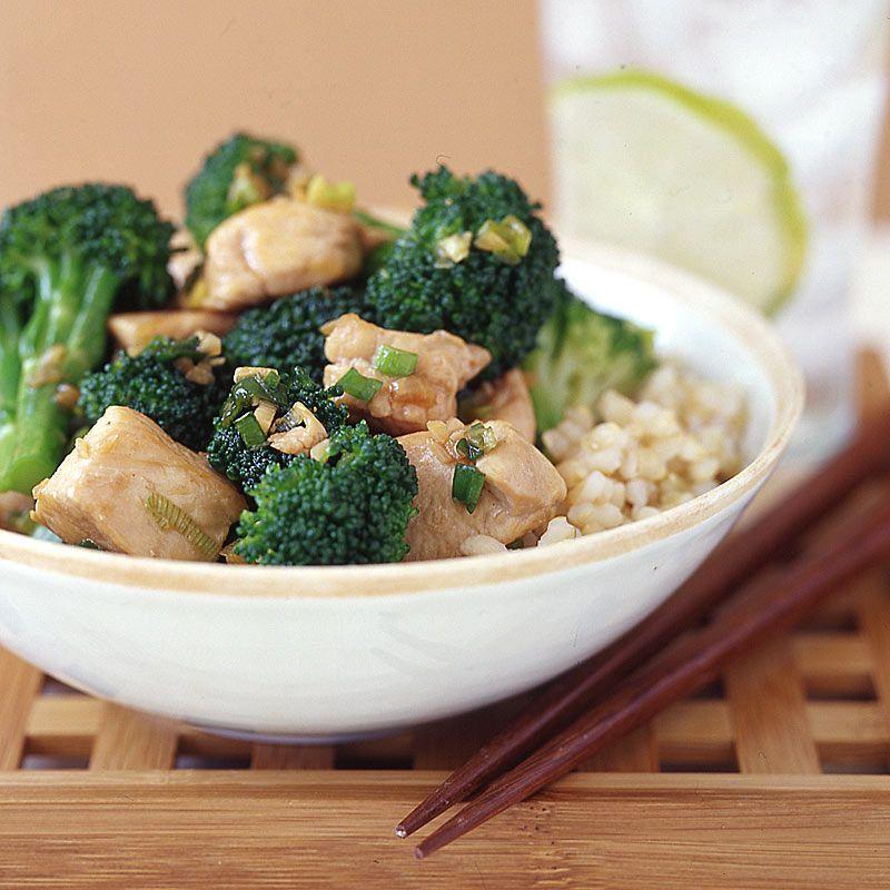 Chicken Teriyaki With Broccoli  Recipe  Ww  Pinterest -7392