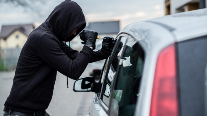 How To Prevent Your Car From Being Stolen Vehicle
