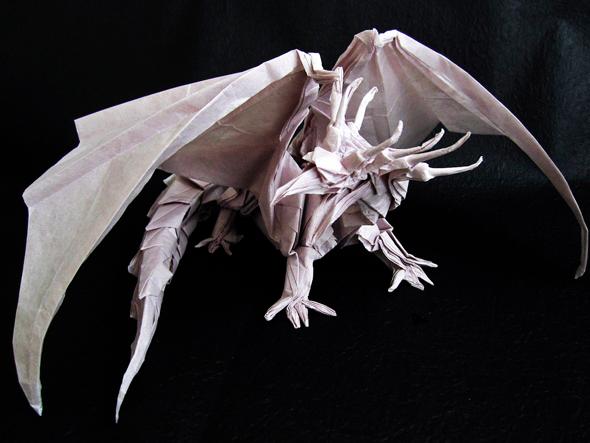 Origami Ancient Dragon Origami Dragon Pinterest Origami