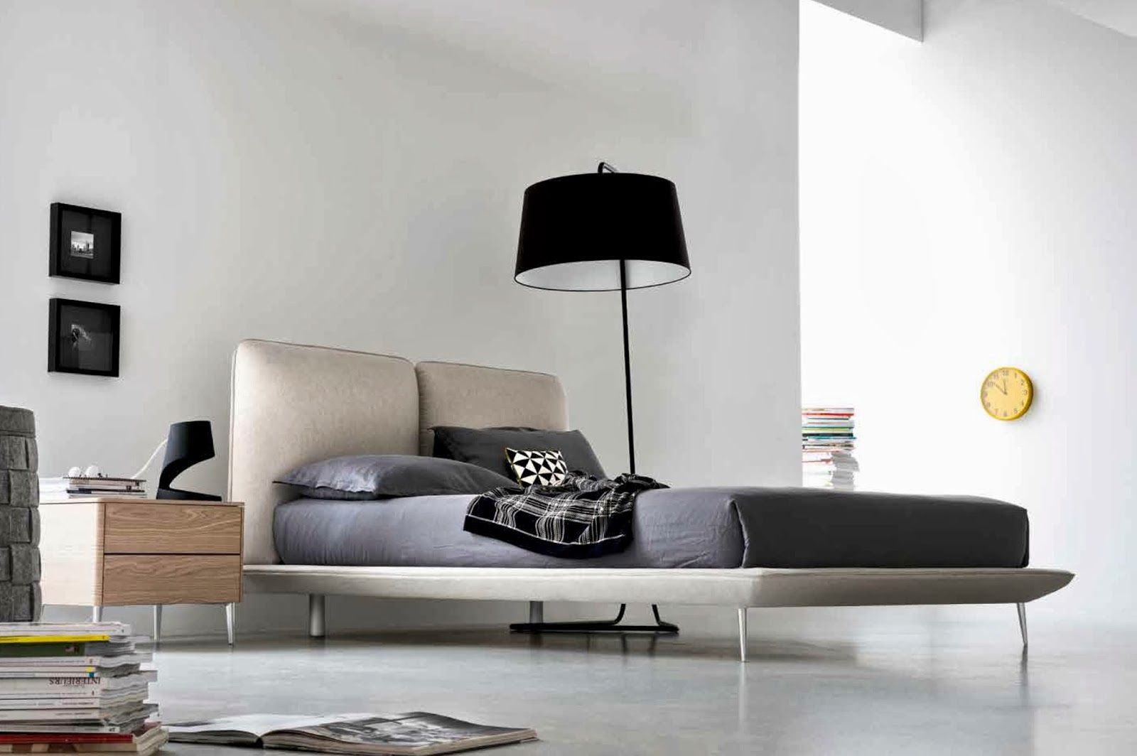 new taylor bed by calligaris made in italy quick ship  weeks  - new taylor bed by calligaris made in italy quick ship  weeks