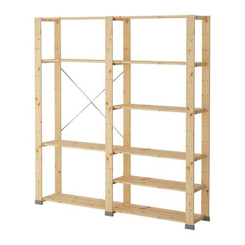 Ikea Henje Shelves Shelving Unit