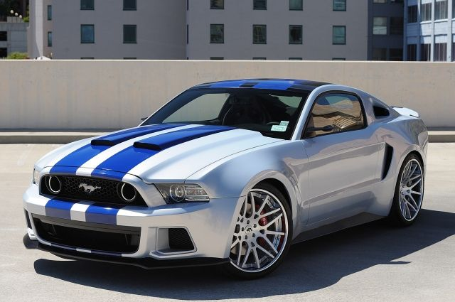 Video Need For Speed Movie Mustang And Contest Details Ford