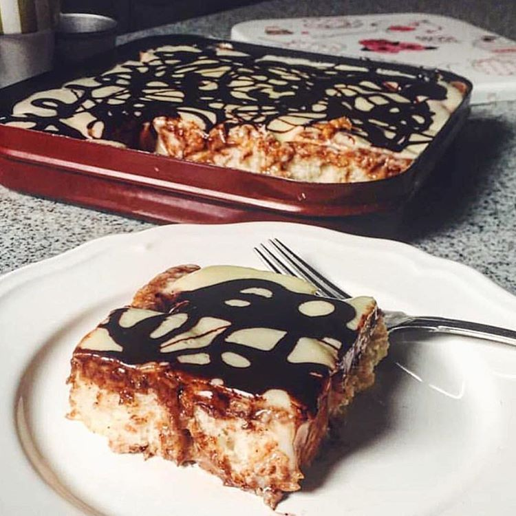 السينابون Food Sweets Recipes Arabic Food