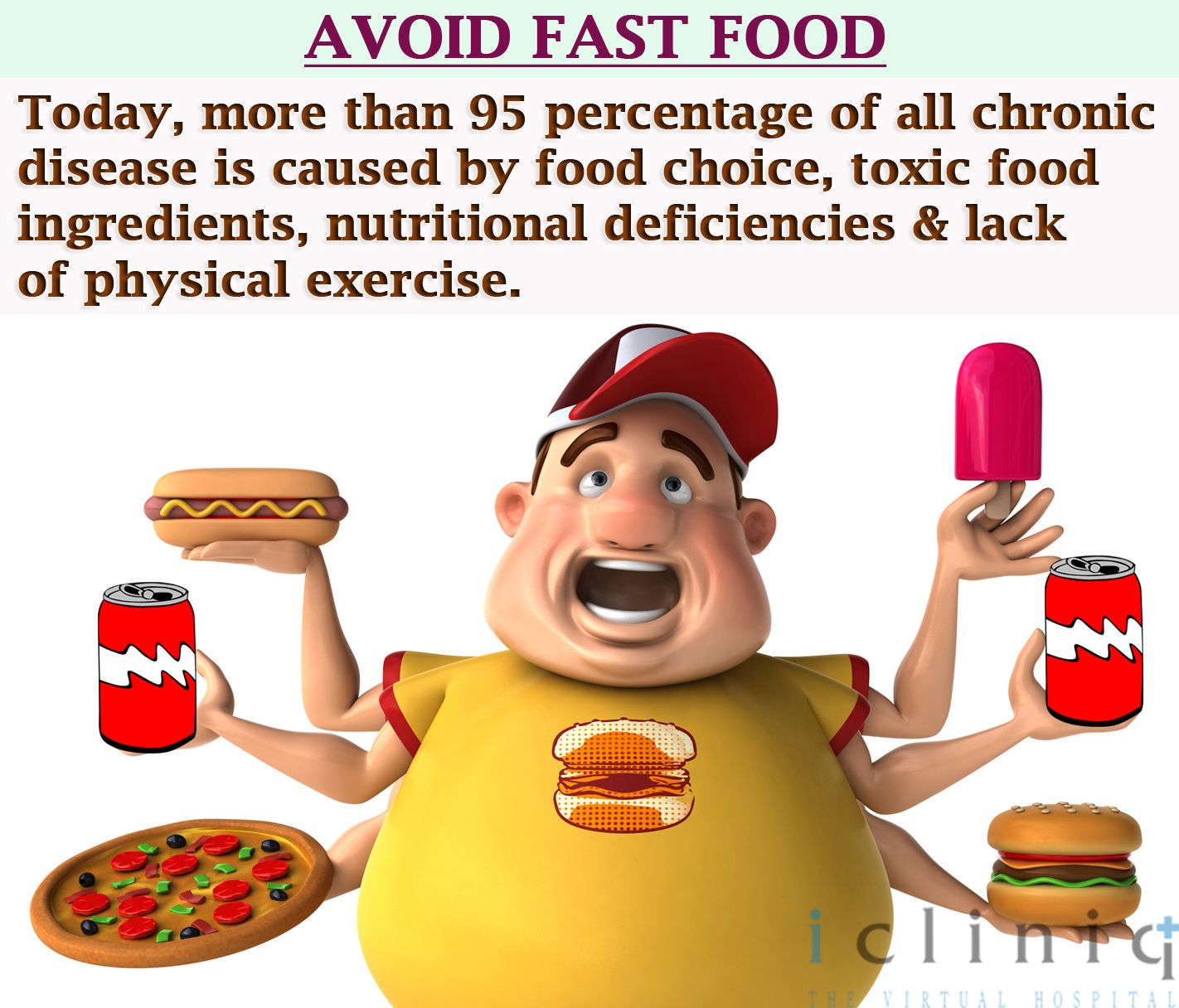 effects of a poor diet on the body