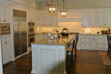 new port beach kitchen remodel - traditional - kitchen cabinets ...