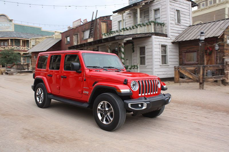 Review Buttoned Up 2018 Jeep Wrangler Jl Still A Beast Wrangler Jl Jeep Wrangler Jeep