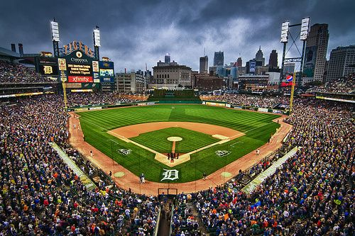 Detroit Tigers Desktop Wallpaper If Baseball Is The National Pastime Why Isn T Opening Day A Mlb Stadiums Detroit Tigers Detroit