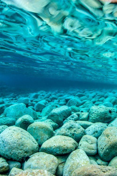 ✿ ❤ Turquoise ocean...