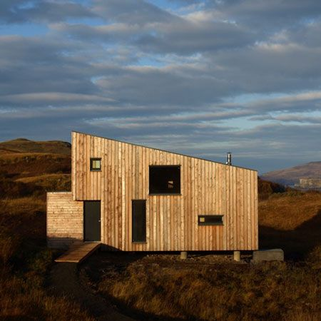 Fiscavaig Project by Rural Design | Rural architecture ...