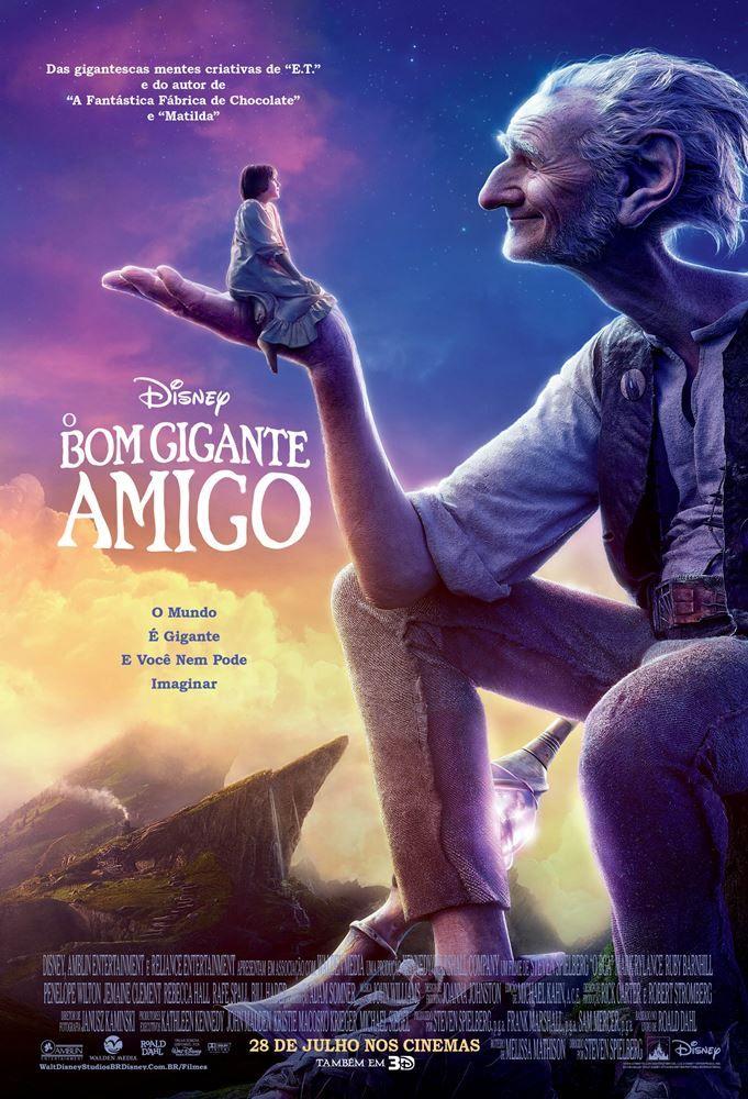 Assistir O Bom Gigante Amigo Dublado Online No Mega Filmes