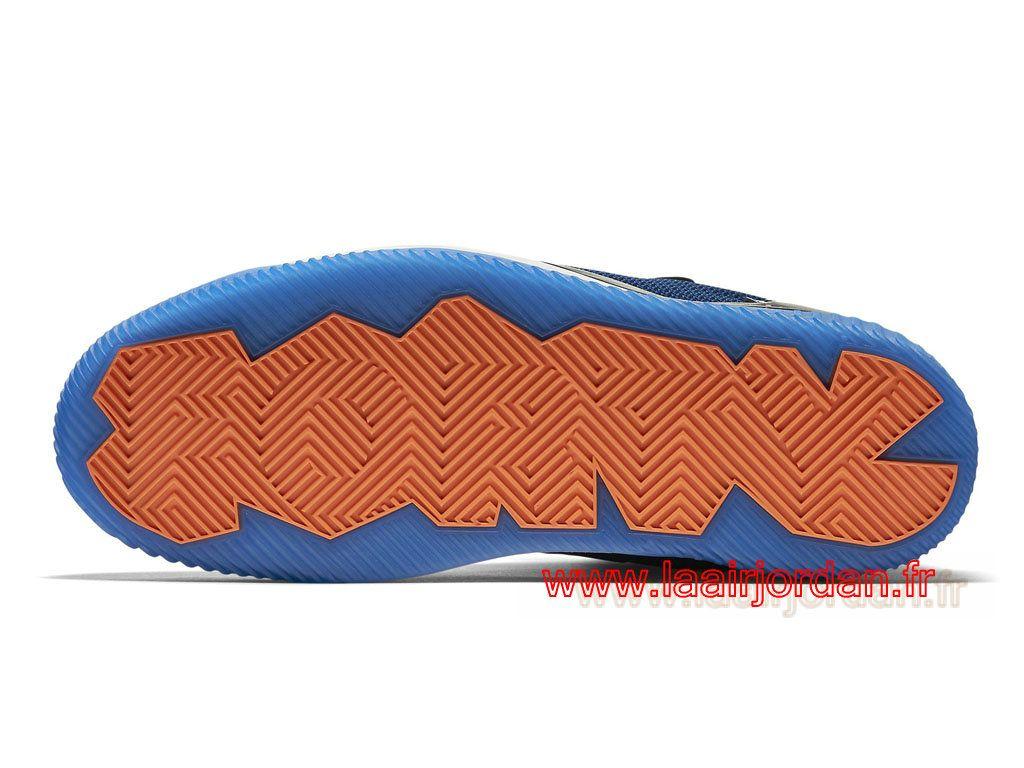 huge discount d48f6 b935c ... Basket Air Jordan Spike 40 PE Chaussures Officiel Nike PouR Homme  Knicks Bleu 807541405 ...