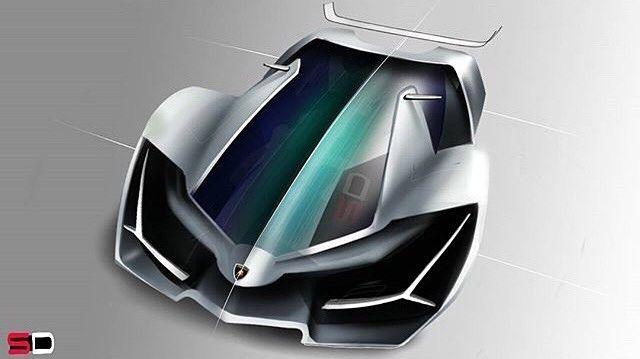 L A M B O R G H I N I DESIGNED BY @shekhar_design01 #lambochallenge ➖➖➖➖➖➖➖➖➖➖➖ #cardesigncommunity#cardesignconcept#cardesignsketch#industrialdesignsketch#industrialdesign#automotivedesign