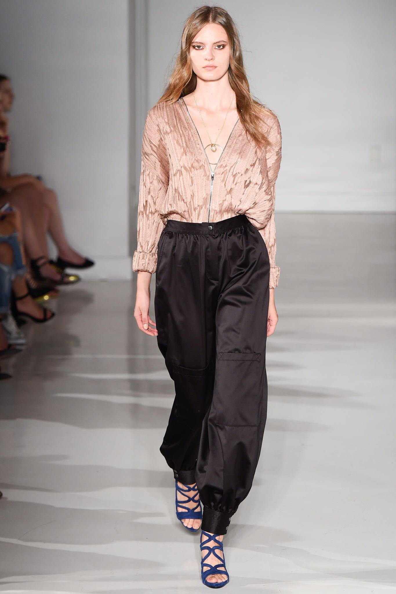 Jill Stuart Spring 2015 ReadytoWear Fashion Show 패션