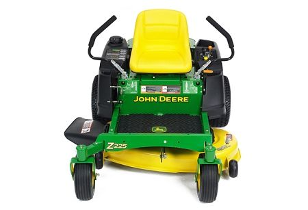 Zero Turn John Deere mower    John Deere Parts   John deere mowers