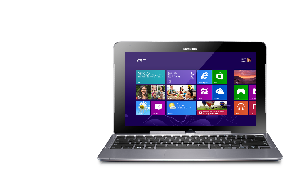 Samsung shows its support to Windows 8 with its ATIV Smart
