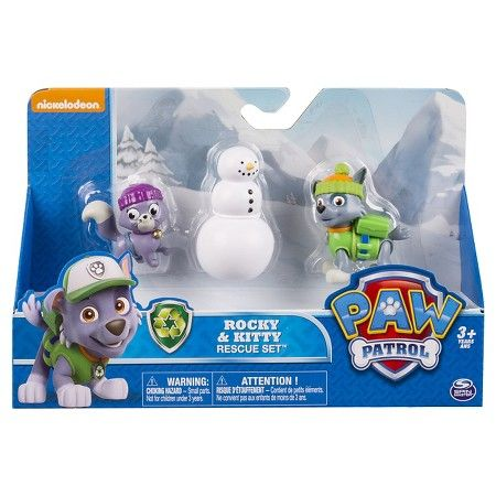 Quatang Gallery- Paw Patrol Rocky Kitty Rescue Set Target Paw Patrol Gifts Paw Patrol Toys Paw Patrol