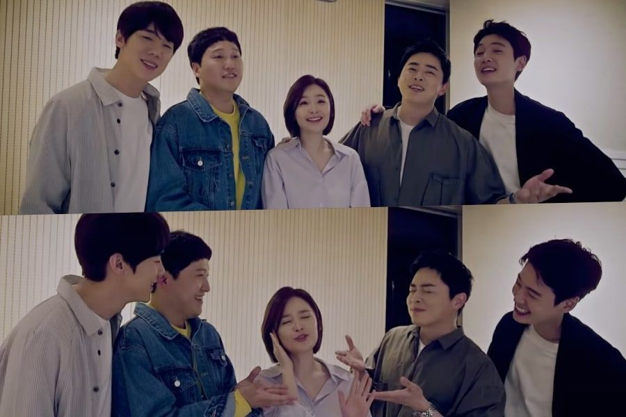 """Hospital Playlist"" Cast Tops Major Realtime Charts With Their Track ""Me To You, You To Me"""