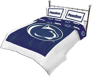 Penn State Dorm Bedding Set In Twin Xl Size Perfect For