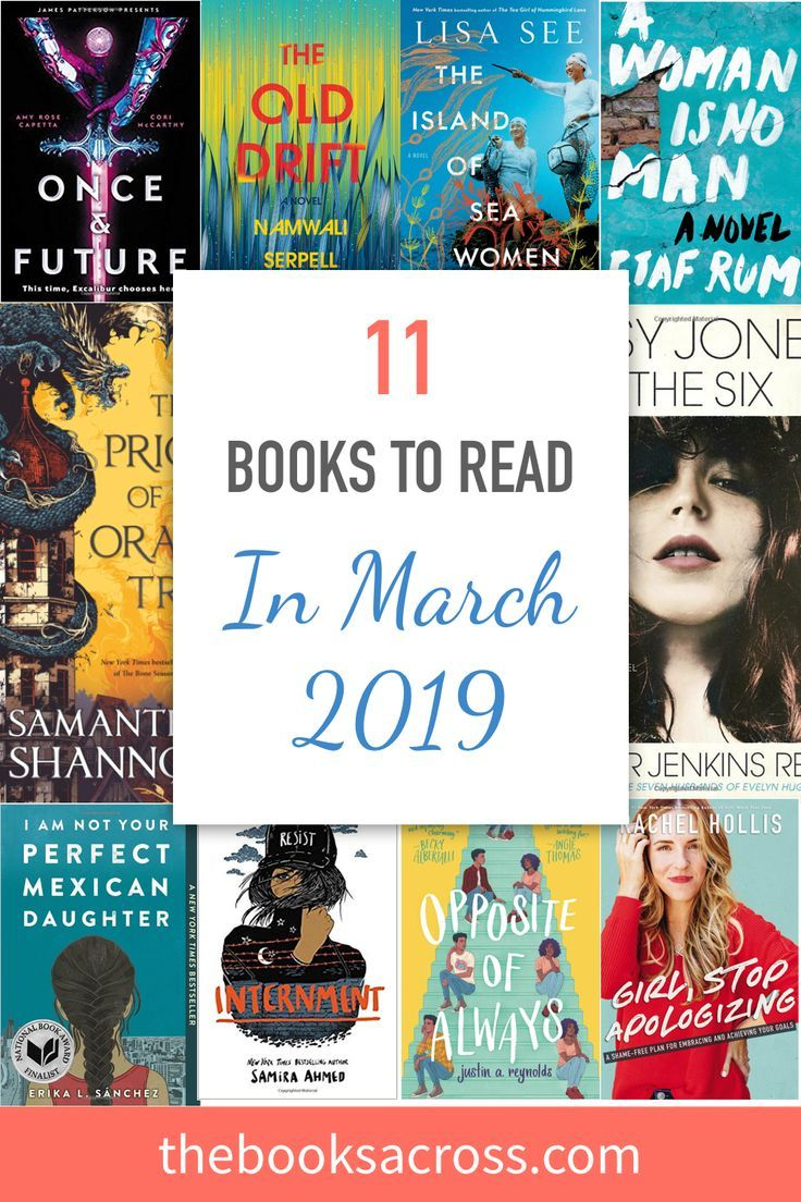 11 March Hot Releases For The New Spring Readings  Books -7150