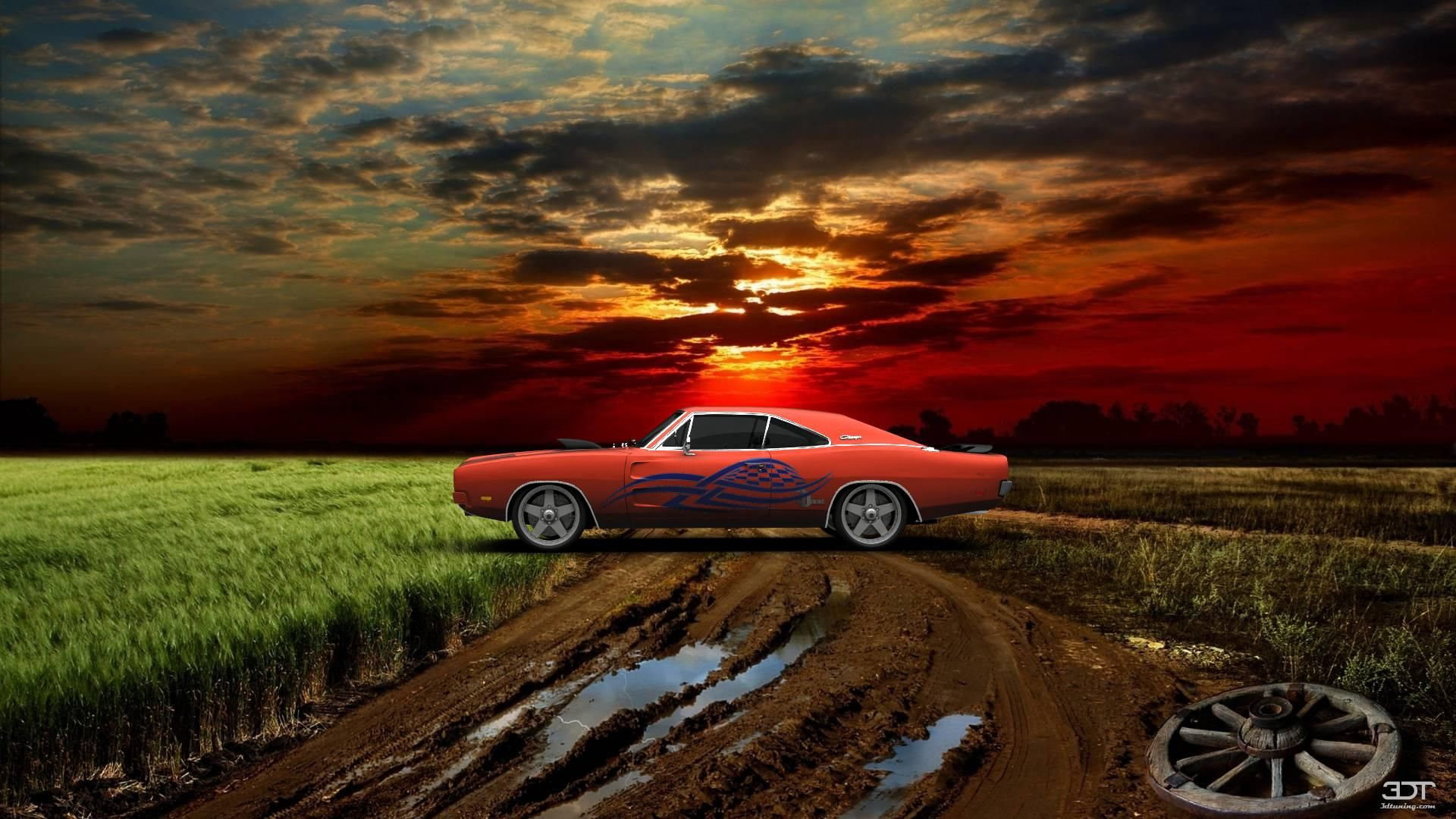 Checkout my tuning Dodge Charger 1969 at 3DTuning 3dtuning