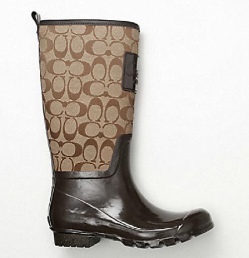 Las botas más cool para la lluvia