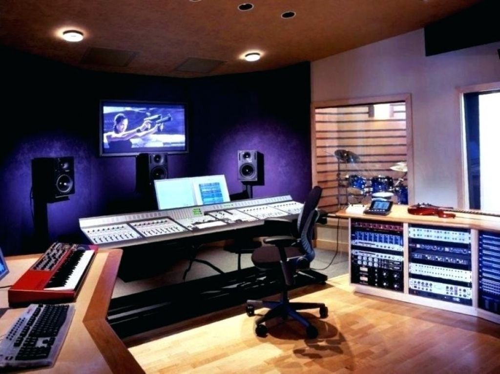 28 Home Recording Studio Design Ideas Rumah Interior Desain Interior