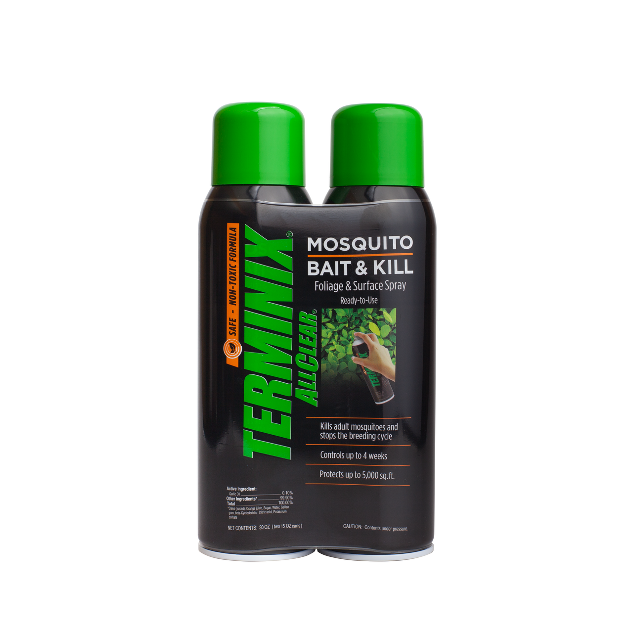 bait kill u0026 collapse backyard mosquito populations by more than