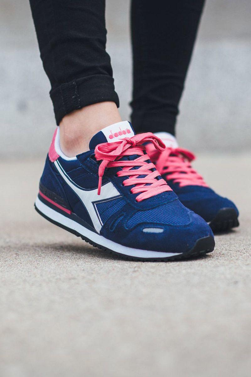 528a9ec2 Women's #Diadora #sneakers | Footwear | Diadora sneakers, Sneakers ...
