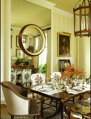 Mirror Mirror On The…mirror The Art Of Layering Mirrors  Mirror Classy Decorative Mirrors Dining Room Design Decoration