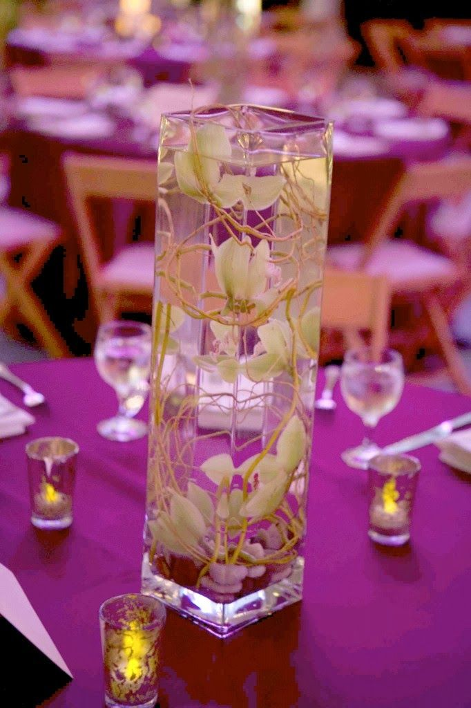 Wedding Centerpieces Diy Without Flowers Wedding Centerpieces