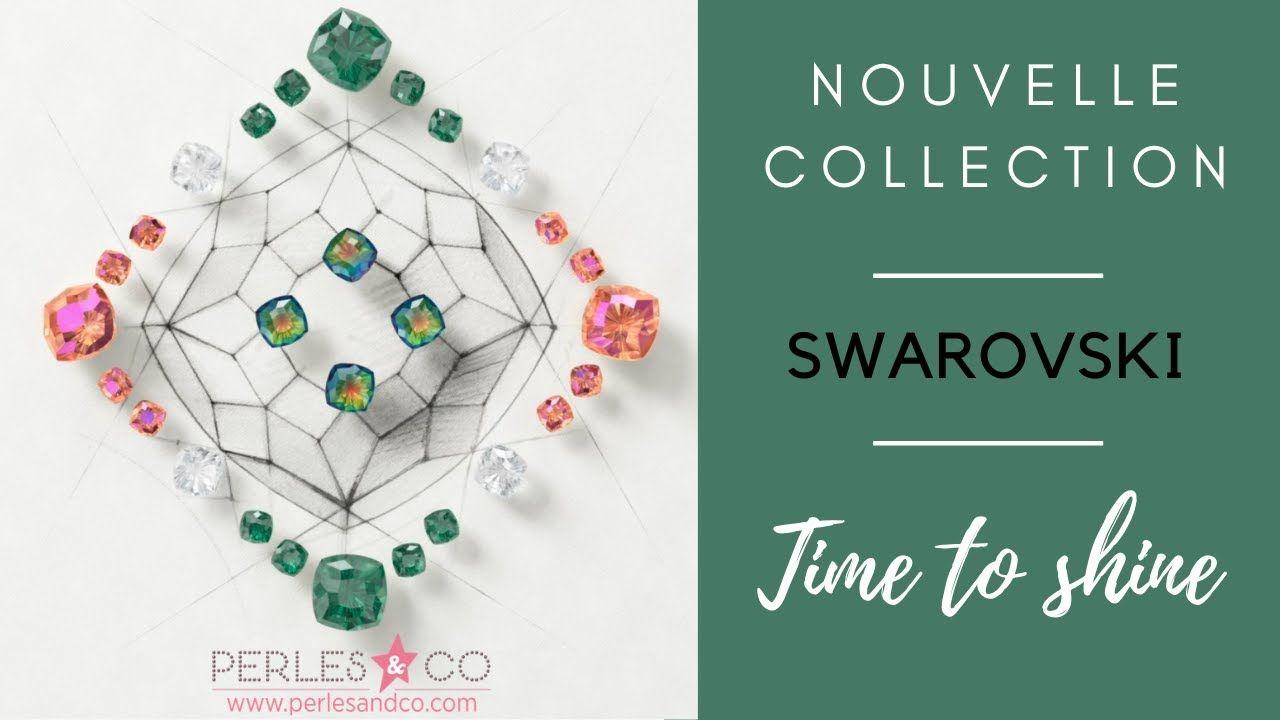 Collection Printemps Eté 2021 Swarovski Time to Shine