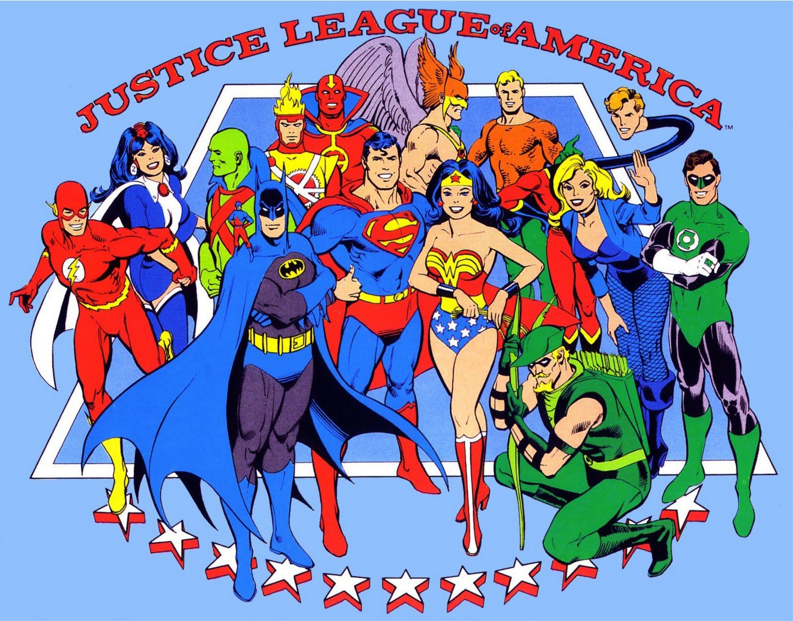 Image result for justice league super powers