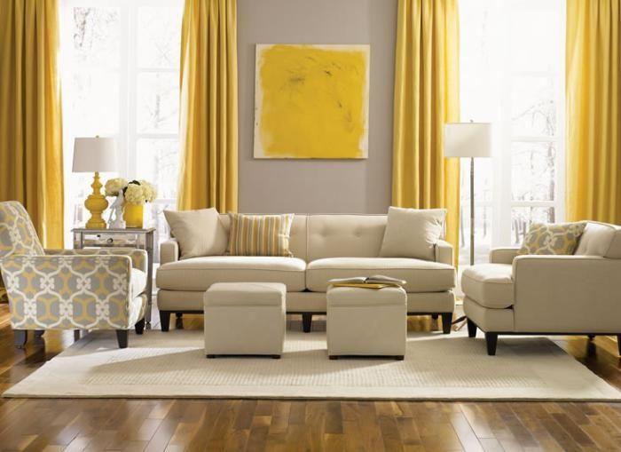 le canap beige meuble classique pour le salon id es pour la maison. Black Bedroom Furniture Sets. Home Design Ideas