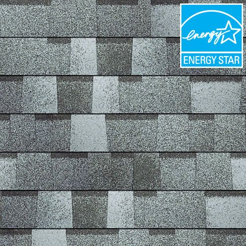 Best Duration® Premium Cool Shingles Harbor Fog Shingling 400 x 300