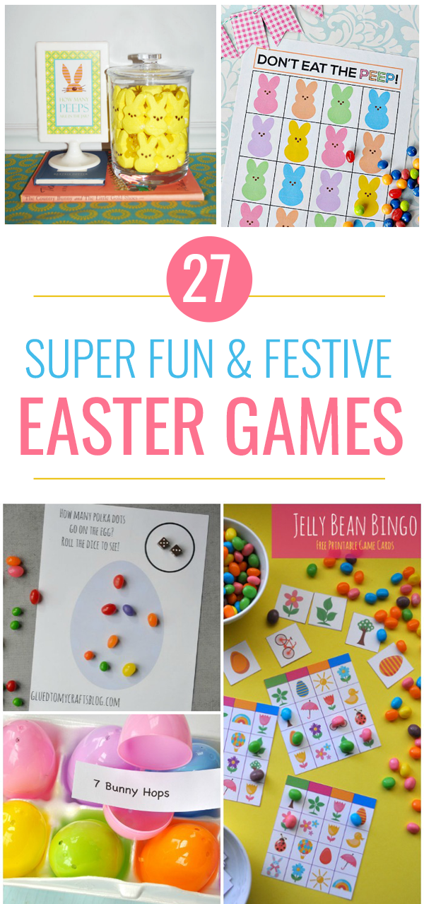 27 fun easter games for kids easter and babies 27 fun easter games for kids negle Gallery