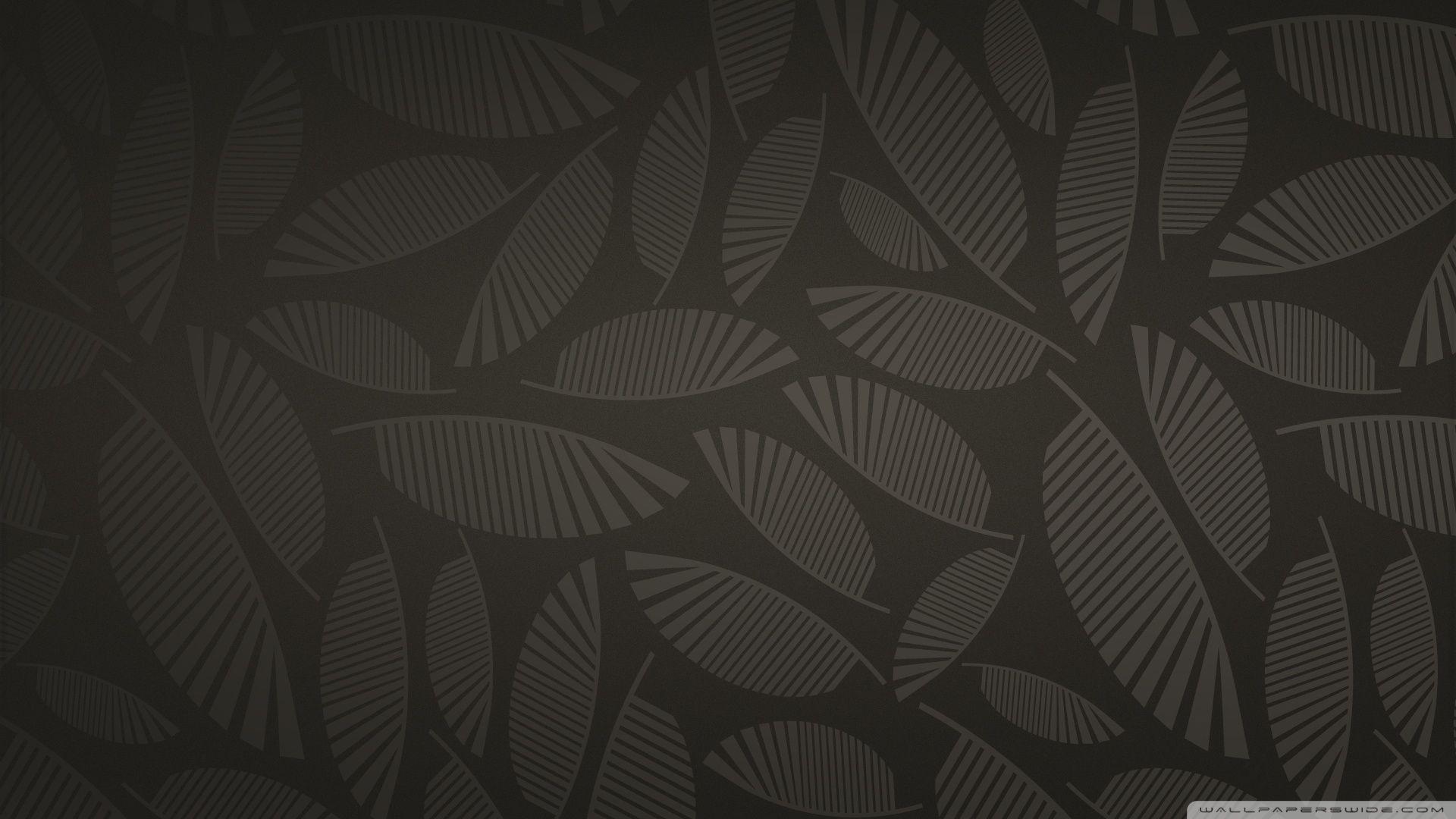 Ginkgo trees wallpaper high definition high quality widescreen - Leaves Pattern Hd Desktop Wallpaper Widescreen High Definition