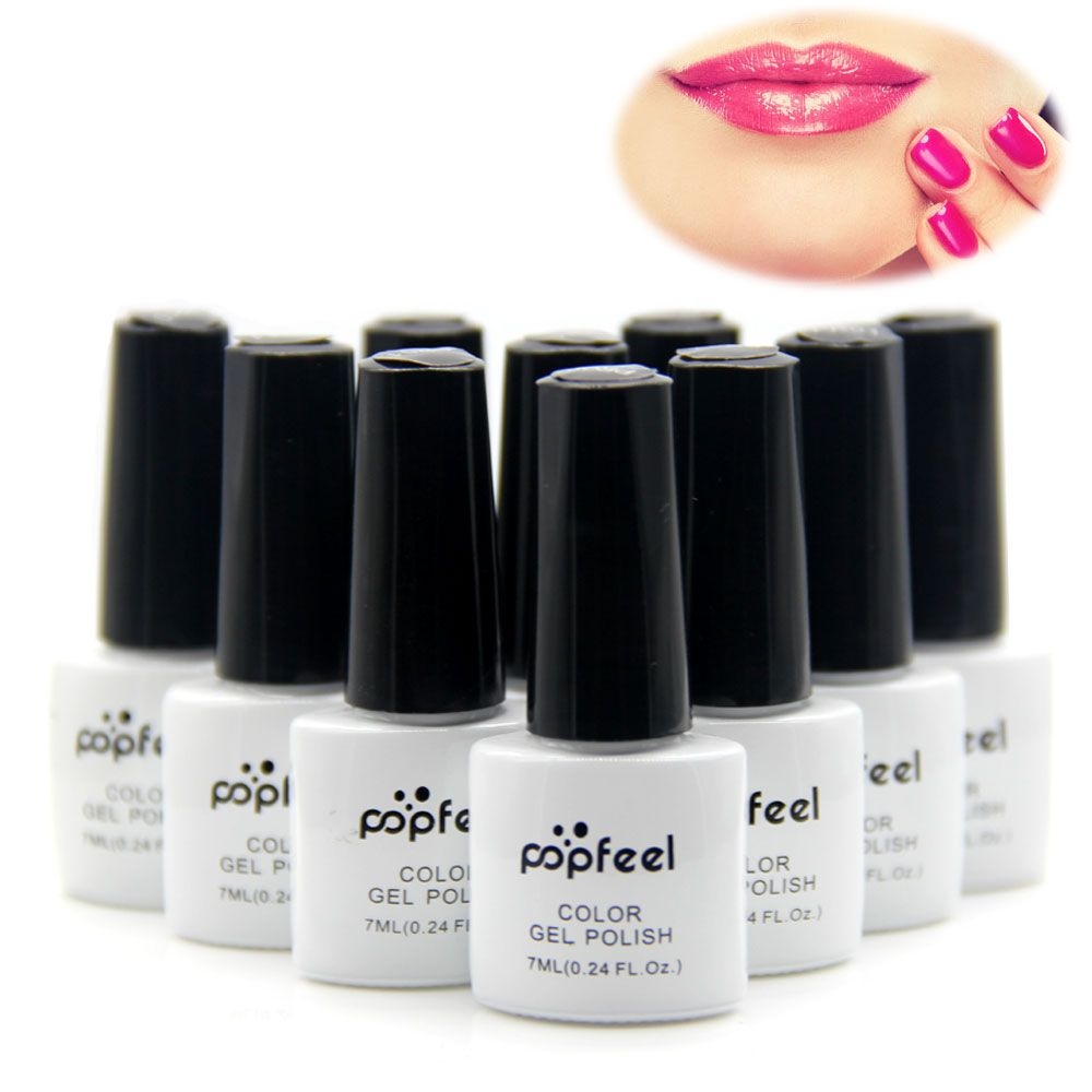 $1.32 Find More Nail Polish Information about Popfeel Non toxic Neon ...