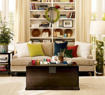Have yourself a modern merry christmas with this collection of great yuletide decorating tips