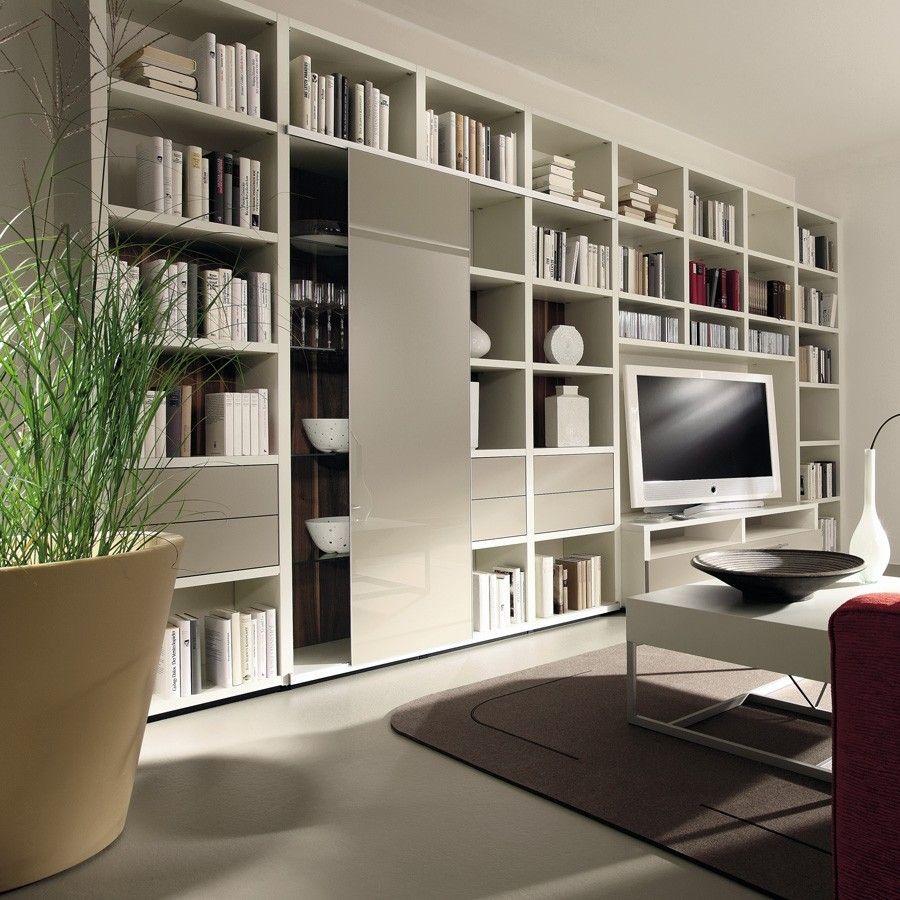 Hulsta Library Google Zoeken Living Room Bookcase Living Room Collections Living Room Designs