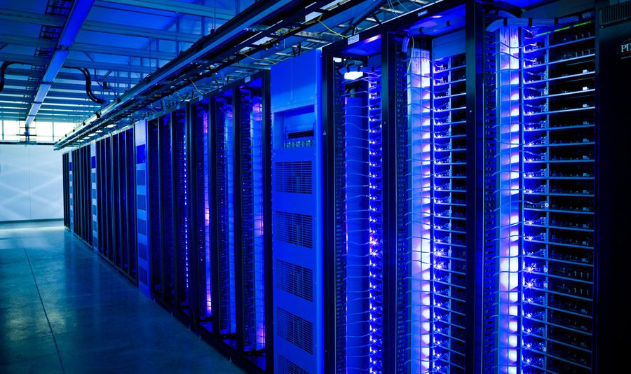 Inside Facebook S Not So Secret New Data Center Data