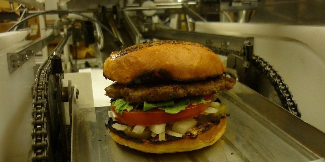 San francisco startup to open burger joint powered by