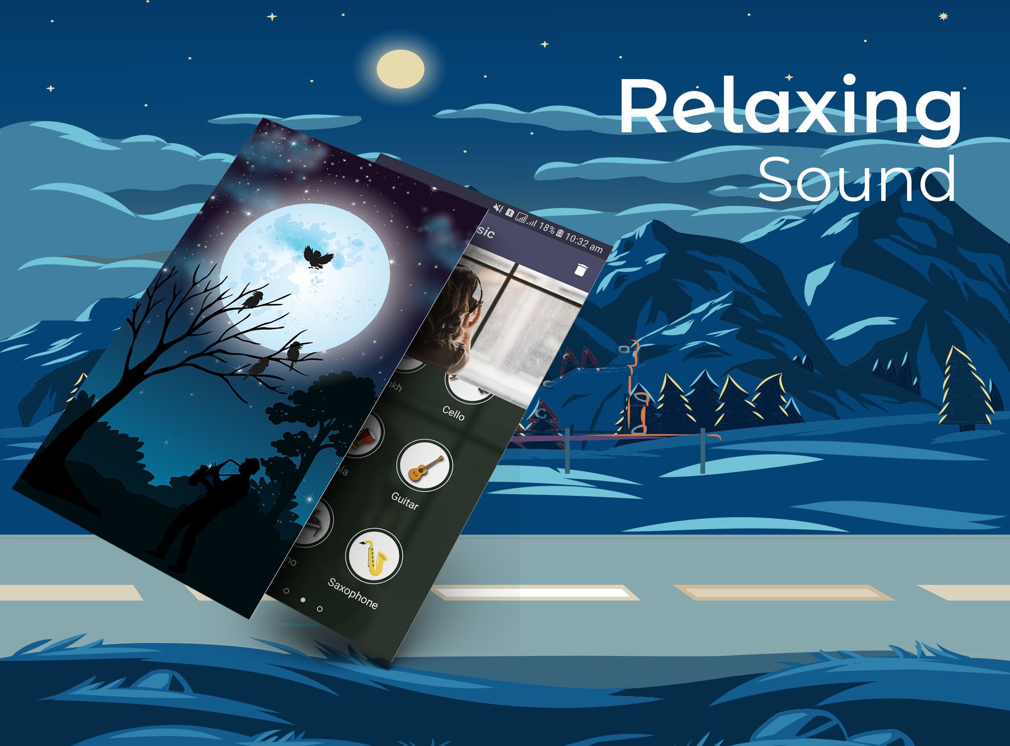 Relax Melodies Sleep, Forest & Relaxing Sounds Relaxing