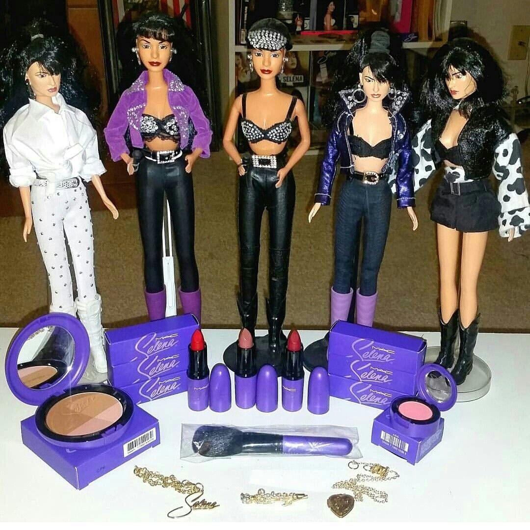 Selena Quintanilla-Pérez Custom Mini-Figure